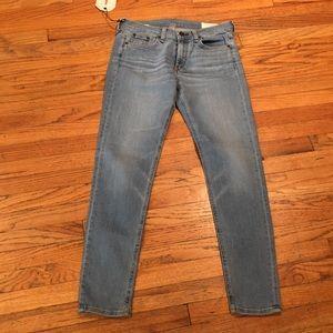 Rag & bone skinny jeans sz 27